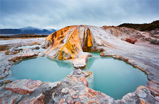 美国,加拿大最受欢迎的十大隐蔽温泉