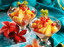 秋季水果甜点滋补正当时