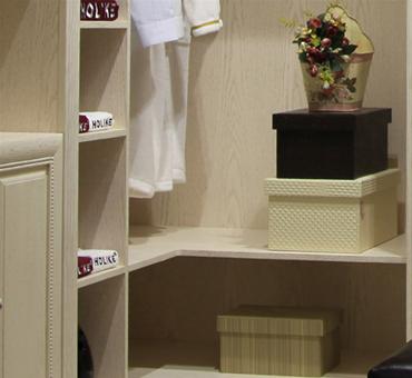 好莱客衣柜曝光收纳方法和窍门 卧室整齐好容易
