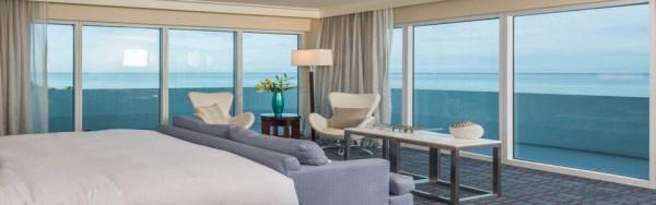 面朝大海春暖花开 打造房间宁静海景视野