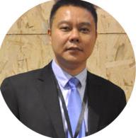 科凡家居副总经理陈剑清