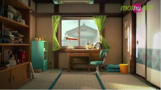 住进哆啦A梦的家