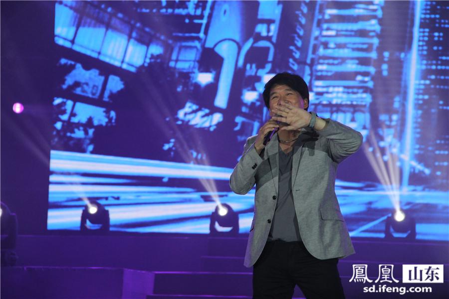 济南汽车音乐节明星盛典 众星献艺嗨翻全场高清图片