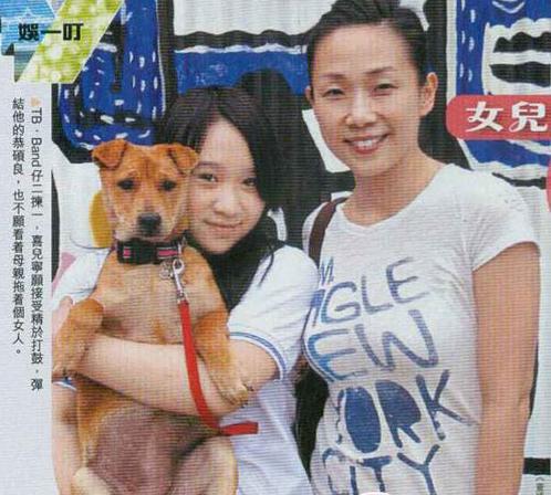 李宗盛林忆莲17岁女儿自曝性感照 上围丰满酷似妈妈