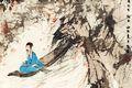 傅抱石《高士泛舟图》首次面世 起拍价400-600万