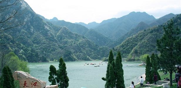 翠华山地质公园:看国内外罕见的山崩奇观