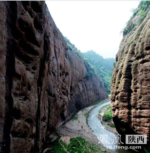 大水川,灵宝峡景区开发项目正式启动_陕西频道_凤凰网