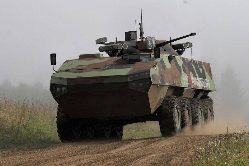 俄罗斯新型无人装甲车曝光 明年开始装备陆军