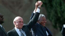 回顾曼德拉反种族隔离岁月