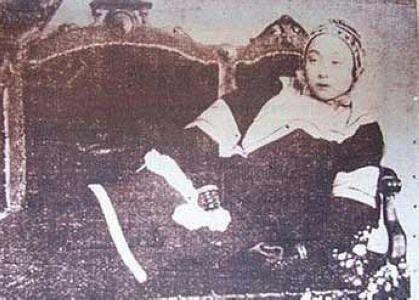 晚清名妓赛金花的结局 裹破棉被饥寒冻饿而死图片