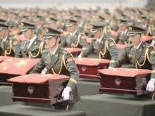 韩国移交朝鲜战争志愿军烈士遗骸背后的故事