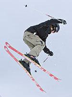 《捕食鸟滑雪场》