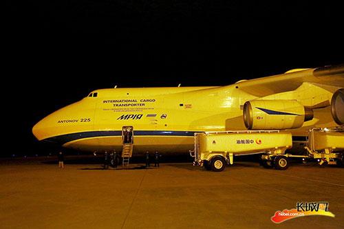 大货运飞机安-124