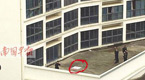 母亲窗边抱哄孩子意外失手 男婴从13楼坠亡(图)