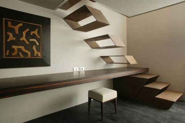 设计案例:创意楼梯