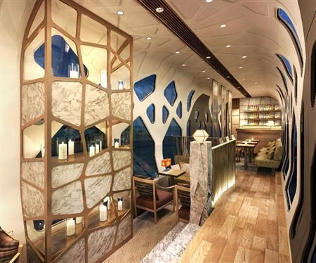 日本将推出新型旅游列车 车内装修豪华彷如星级酒店