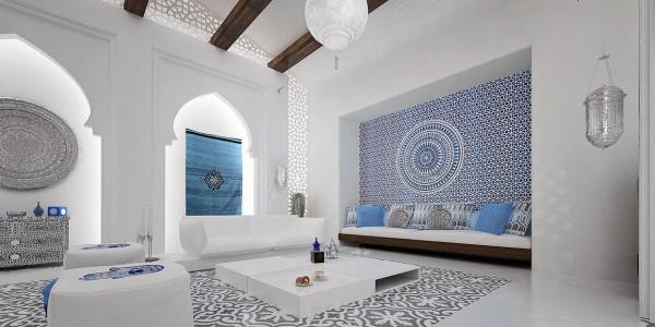 摩洛哥风格室内装修案例赏析