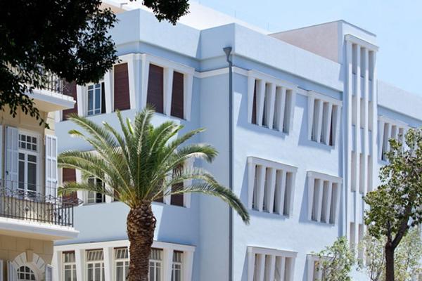 旧时代风范酒店   地中海建筑遗产