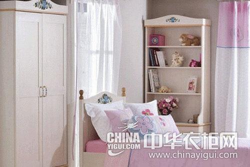 小卧室布局典范 别样完美衣柜设计风格