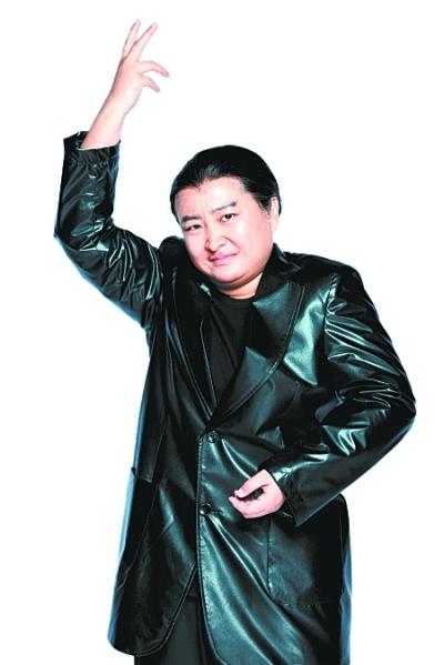 贾玲 湖北版千颂伊 不愿再模仿刘欢 频道 凤
