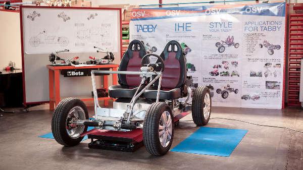 开源造汽车:一小时一辆,只用不到4000 美元