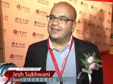 Jesh Sukhwani:中国发展RTB有很好的机遇