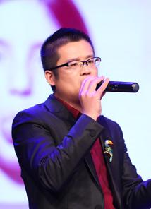 凤凰网副总裁徐进做主题演讲