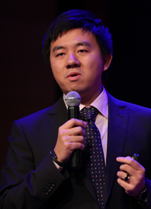 凤凰网全国营销中心总经理付继仁