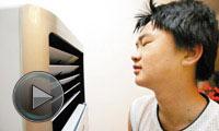 长夏养生:空调竟成生病源头?