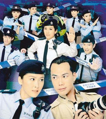站将率先播出《女警爱作战》-女警 内地网站率先播出 谢天华对收视