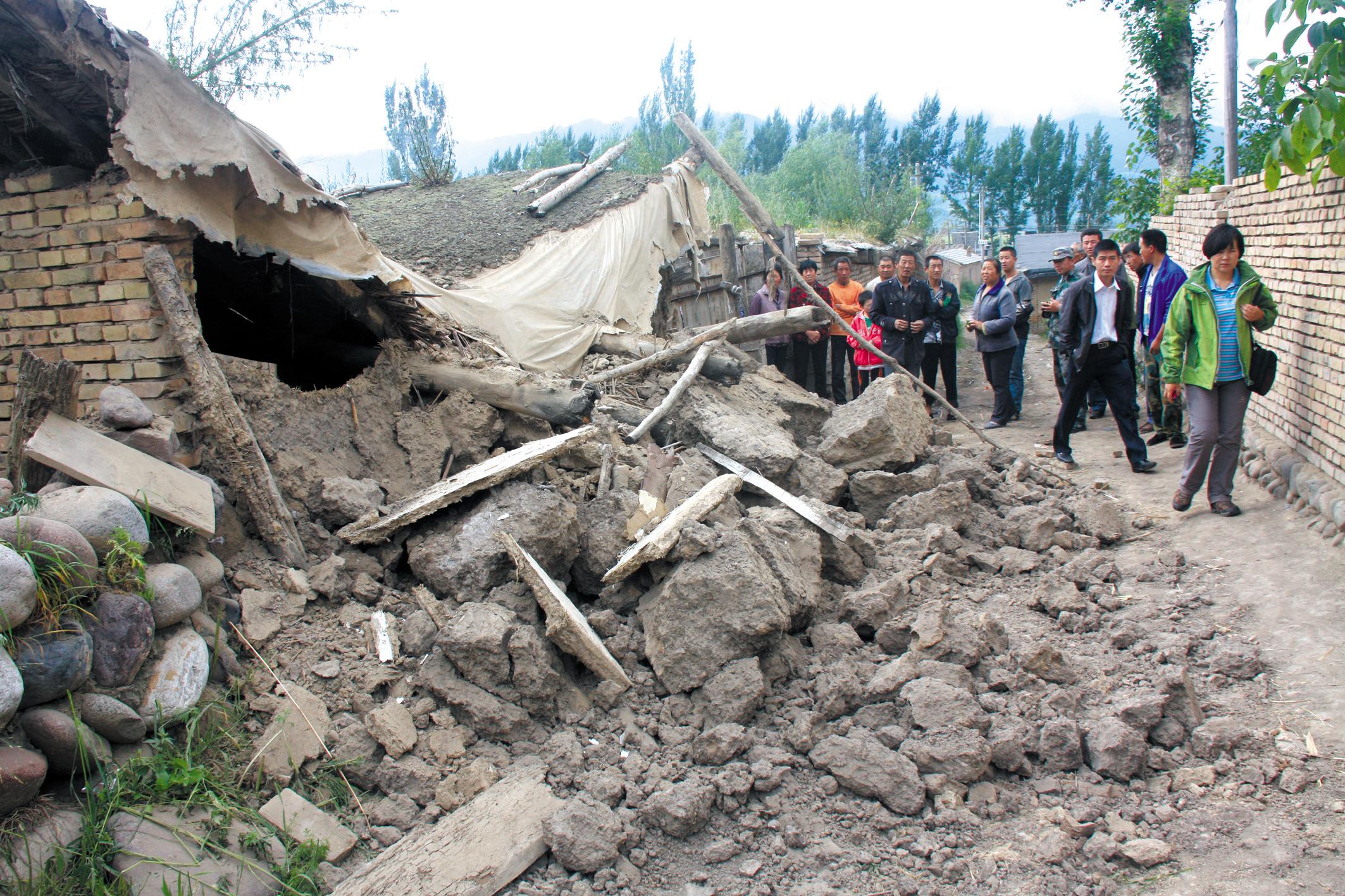 福建莆田发生4.0级地震 系该地本月第6次地震