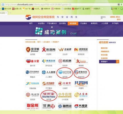 网贷申请表模板