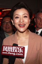 杨澜:李安很接地气 浮躁环境下仍能踏实