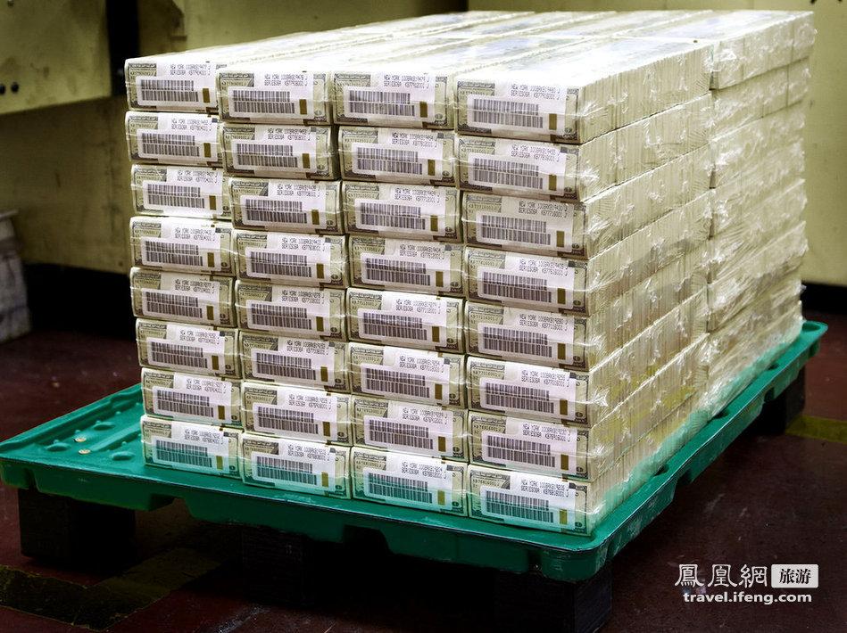 揭秘美元印钞厂 印钞全过程大公开 频道
