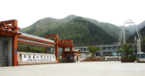 走进西安秦岭野生动物园