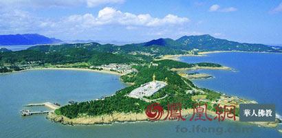 宁波凤凰岛风景