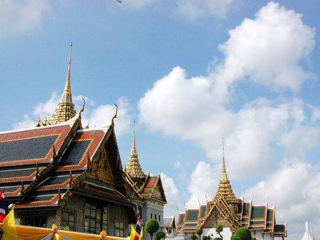 去泰国旅游心中有数 泰国人的禁忌与习俗