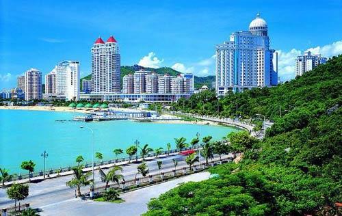 美丽的珠海城市风光