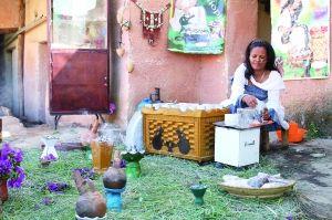 探访埃塞俄比亚神奇部落 行走自然天堂