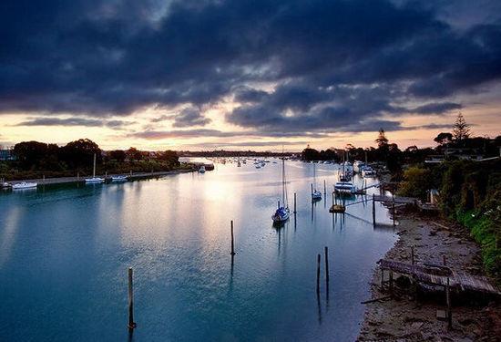 新西兰奥克兰 浪漫旖旎的风帆之都