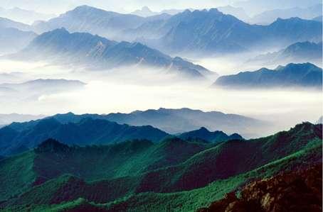 兴隆县国家级自然保护区雾灵山