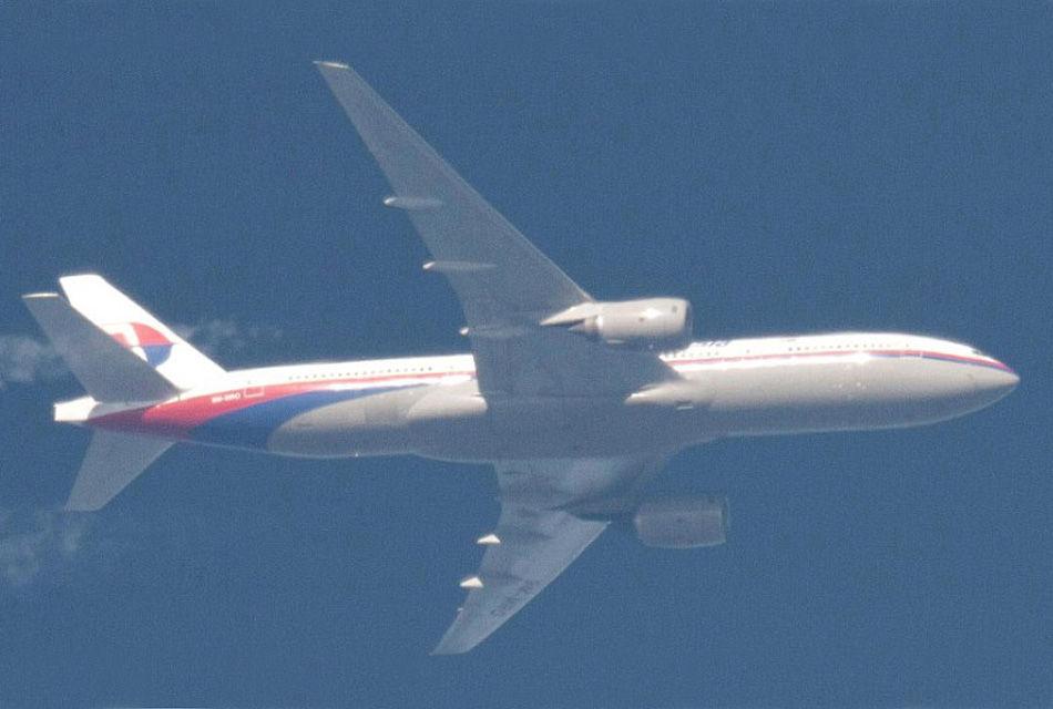 mh370航班的最后照片