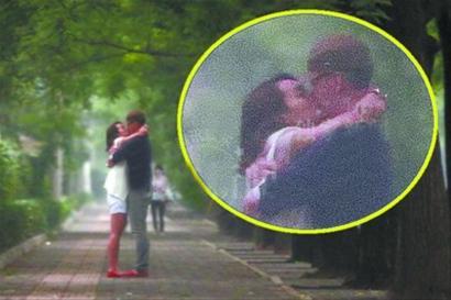 性情:男星承认街头激吻名主播 性格互补恋人更甜蜜