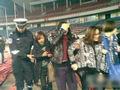 王菲重庆演唱会观众席垮塌