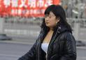 寒冬北京街头爆笑图