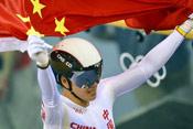 中国自行车夺金后被取消