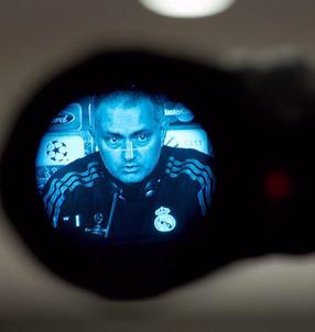 穆里尼奥习惯在新闻发布会上放炮