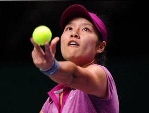 小威2-1李娜 夺WTA年终总冠军