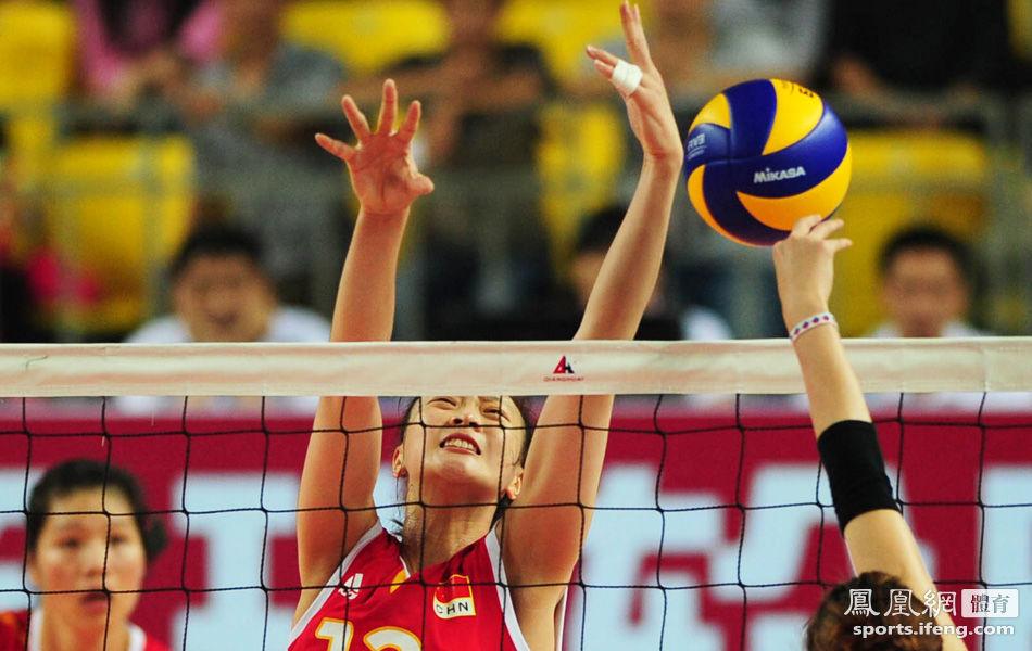 世预赛-中国女排3-0复仇韩国 对手无缘世锦赛 - 人在上海    - 中華日报Chinadaily