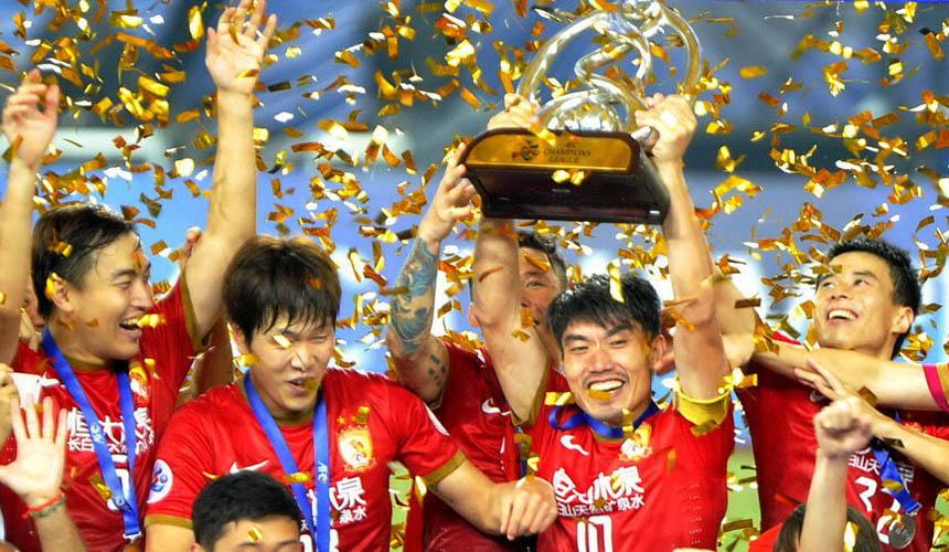 亚冠恒大,亚冠决赛,恒大首尔,恒大夺冠,恒大登上亚洲之巅